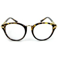 Glasses neutral KISS® - PURE RETRO LIMITED - optical frame WOMEN cool vintage