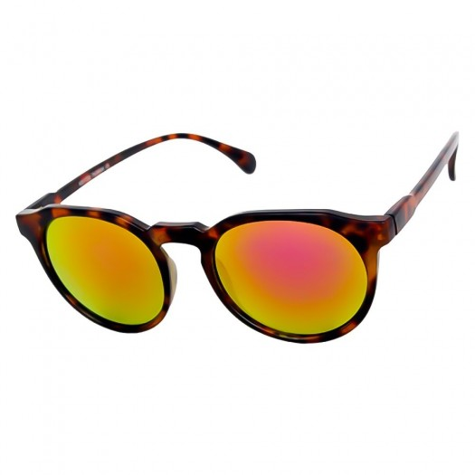 Occhiali da sole KISS® - stile MOSCOT mod. SMOOTH Johnny Depp - tondi VINTAGE uomo donna CULT unisex
