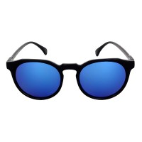 Sunglasses KISS® - style MOSCOT mod. SMOOTH Johnny Depp - round VINTAGE man woman CULT unisex