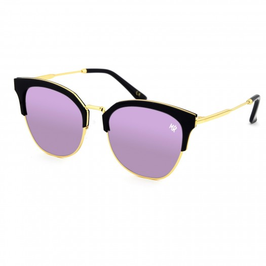 Polarized sunglasses MYRETRO® - mod. JASMIN - woman fashion BUTTERFLY vintage glamour CAT EYE