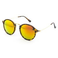 Sunglasses KISS® - style MOSCOT mod. FLAT - round VINTAGE Johnny Depp man woman CULT unisex