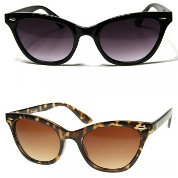 Gafas de sol KISS® - CAT EYE mod. PIN-UP -cult vintage MUJER fashion rockabilly NIKITA