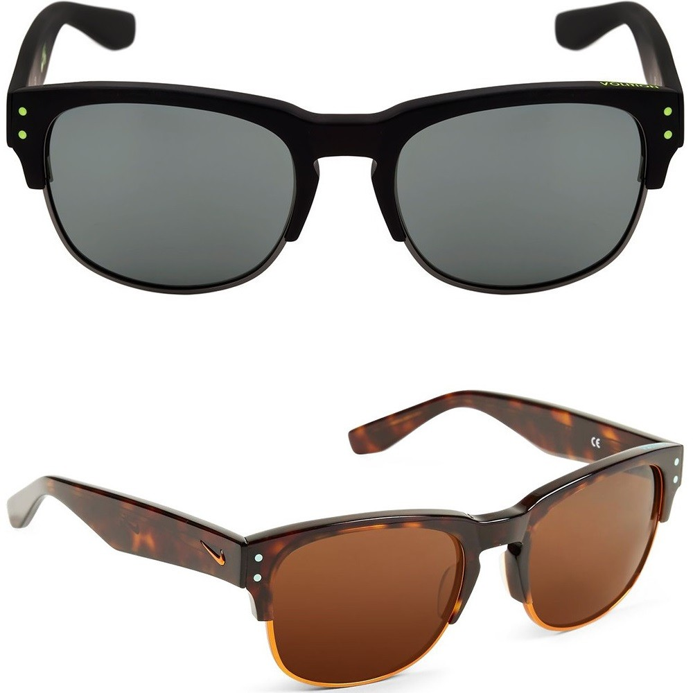 Sunglasses NIKE® - EV0879 mod. VOLITION - man woman SPORTIVI flat top unisex VINTAGE