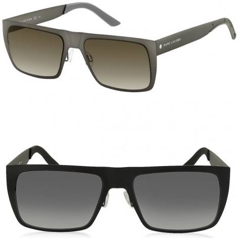 Sunglasses MARC JACOBS® - Flat Top mod. MARC 55/S - man woman FULL METAL glamour vintage