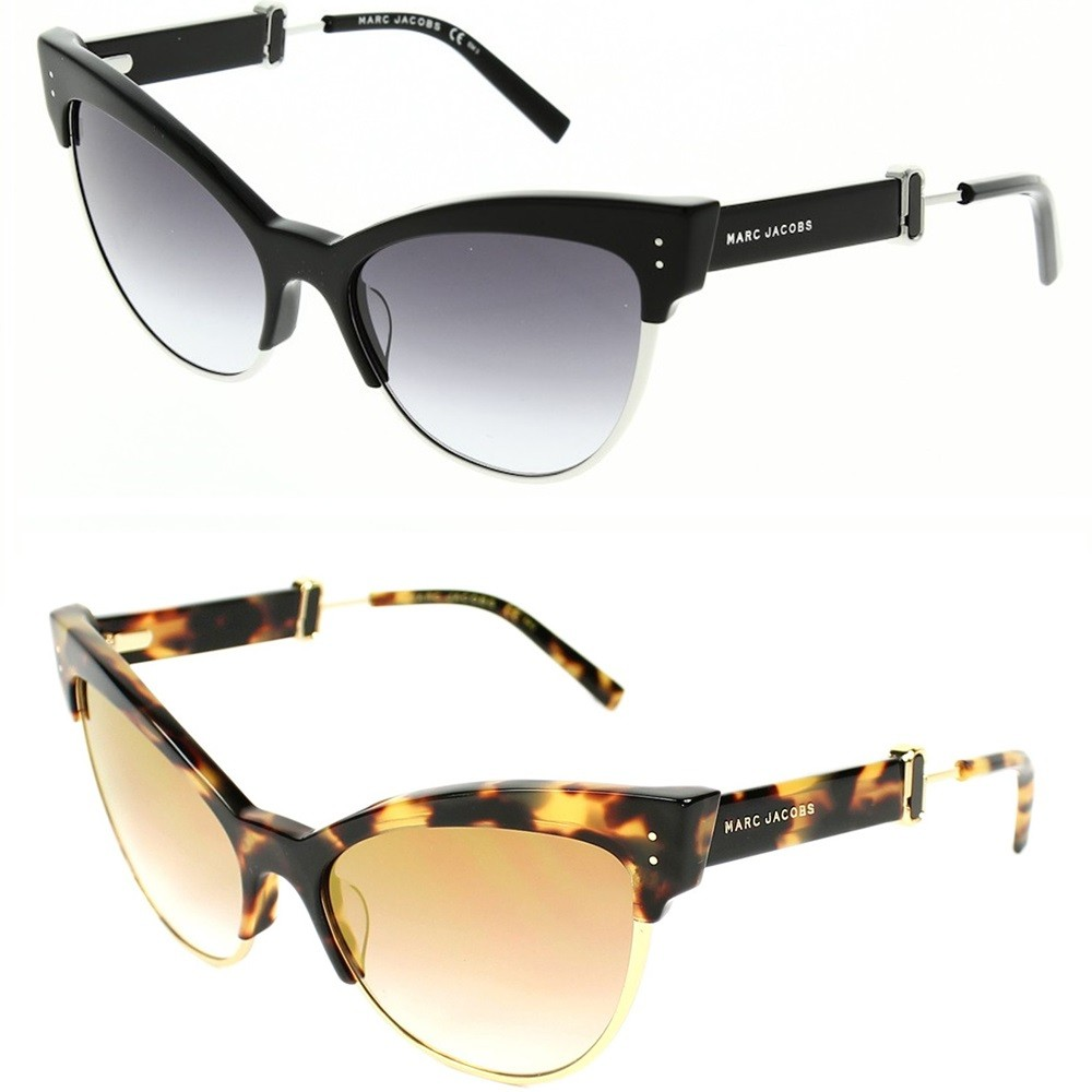 Occhiali da sole MARC JACOBS® - Cat Eye mod. MARC 128/S - luxury glamour DONNA fashion vintage