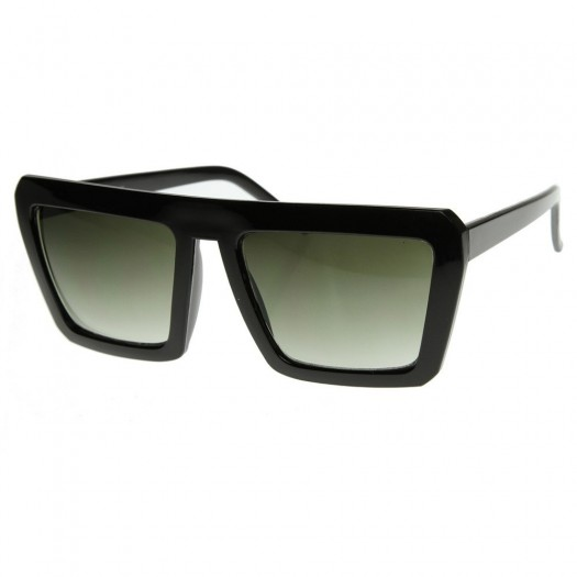 Gafas de sol KISS® - OLD SCHOOL mod. SMOOTH - hombre mujer FLAT TOP vintage rapero FREESTYLE