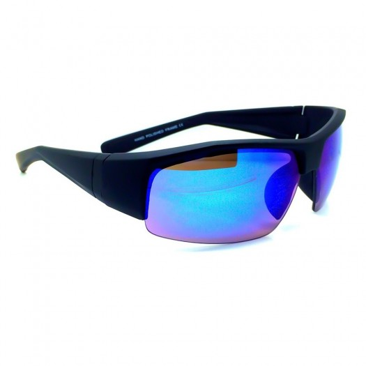 Sunglasses Sportivi KISS® - CYCLING mod. MTB BASIC - outdoor biker EASY FIT bike unisex