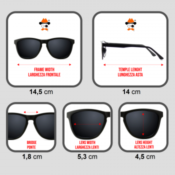 Lunettes de soleil KISS® - Cult Movie mod. IRON MAN - homme femme TONY STARK fashion square MÉTAL marvel cosplay