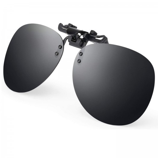 Eyewear CLIP-ON sunglasses KISS® - Useful for SPORTS, WORK SAFETY, etc., - additional Lenses with the Attack on the mp man ...
