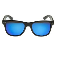 Sunglasses KISS® - mod. BLUES BROTHERS - classici and mirrored CULT MOVIE man woman NERD VINTAGE