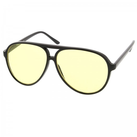 Glasses Night Driving KISS® - mod. BLOW DRIVING - auto moto tuning SPECIAL man woman
