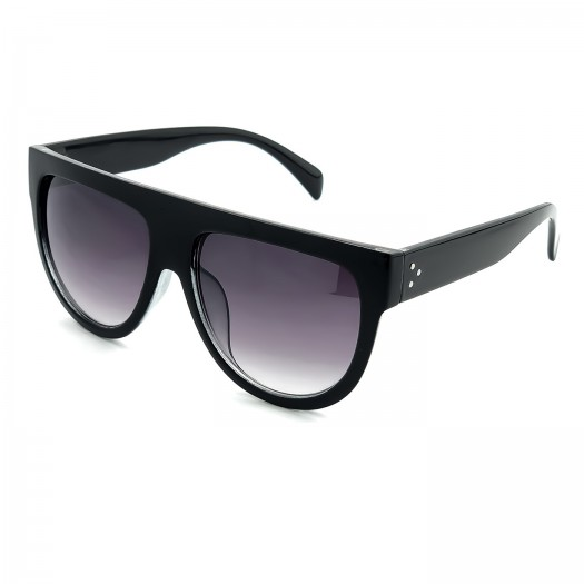 Gafas de sol KISS® - Flat Top mod. CRAZY HORNY - oversize vintage MUJER fashion 50s 60s