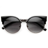Occhiali da sole KISS® - Diva CAT EYE ROCKSTAR Retrò - fashion DONNA celebrity stile RIHANNA woman sunglasses
